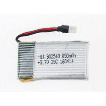 Аккумулятор LiPo 3.7В 850 мА/ч