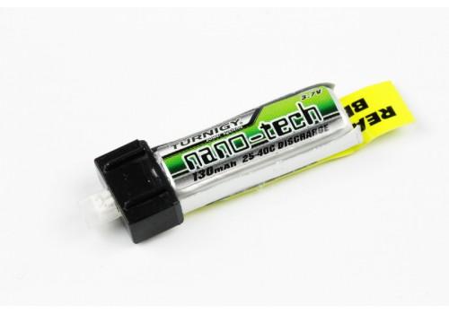 Turnigy nano-tech 130mah 1S 25~40C (Kyosho, Eflite, Parkzone Etc)