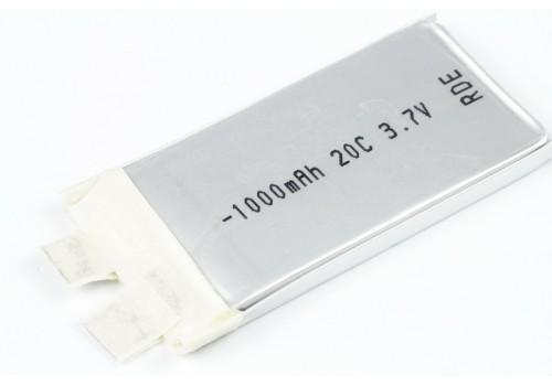 Turnigy 1000mAh 1S 20C (Single Cell)
