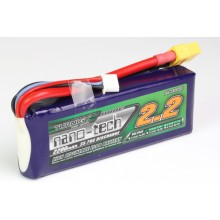 Turnigy nano-tech 2200mAh 2S 35~70C