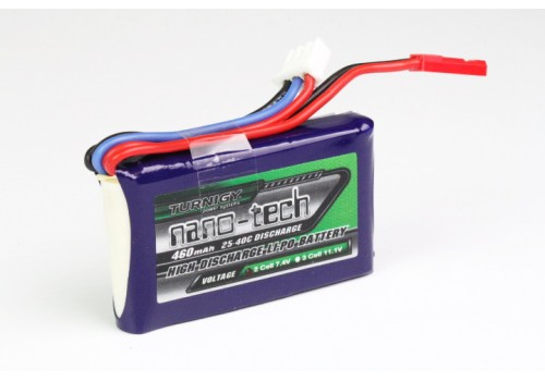 Turnigy nano-tech 460mAh 2S 25~40C