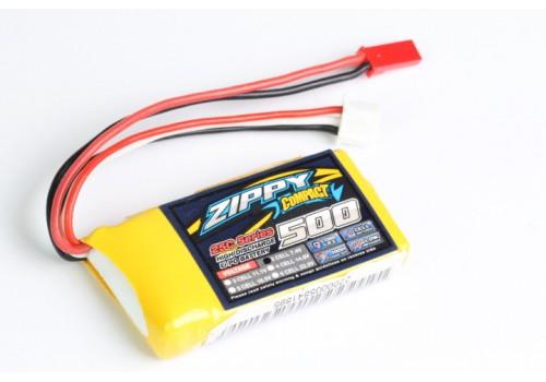 ZIPPY Compact 500mAh 2S 25C