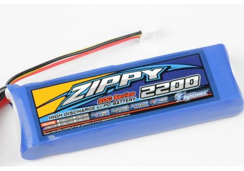 ZIPPY Flightmax 2200mAh 2S1P 20C
