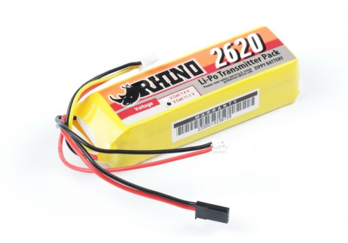 Rhino 2620mAh 3S-TX