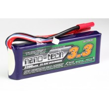 Turnigy nano-tech 3300mAh 3S 25~50C