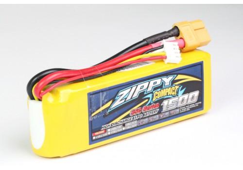 ZIPPY Compact 1500mAh 3S 35C