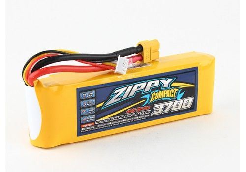 ZIPPY Compact 3700mAh 3S 40C