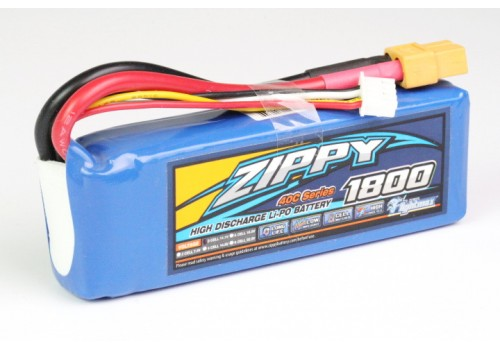 ZIPPY Flightmax 1800mAh 3S 40c