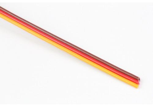 Плоский провод для сервомашинок 26AWG