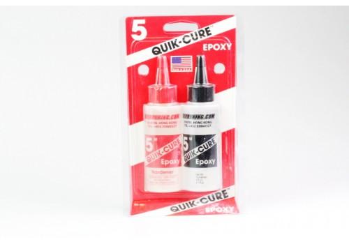 Эпоксидный клей 5 мин Quick-Cure