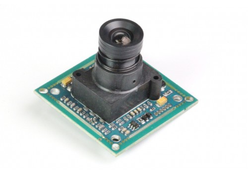 1/3-inch SONY CCD Video Camera (PAL) (520P)