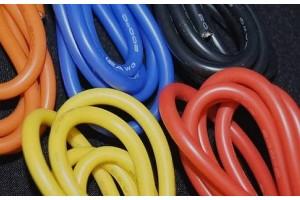 Высококачественные медные многожильные провода Turnigy, в мягкой высокотемпературной силиконовой изоляции.