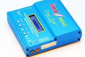 Настройка IMAX B6AC для зарядки LiFePO4 и NiMH (краткое описание)