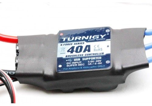 Turnigy K-Force 40A Бесколлекторный