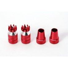 Антискользящие ручки для стиков 3 мм. (красные)