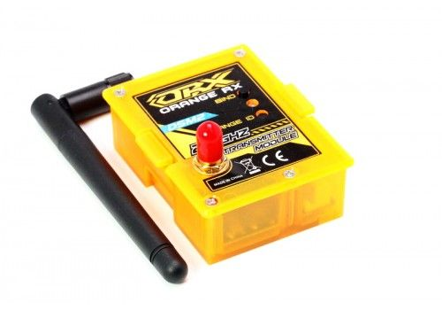 OrangeRX DSMX/DSM2 2.4Ghz (Модуль)