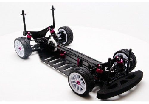 1:10 Шасси Turnigy TD10 drift car