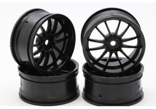 Диски - 12 лучей черный