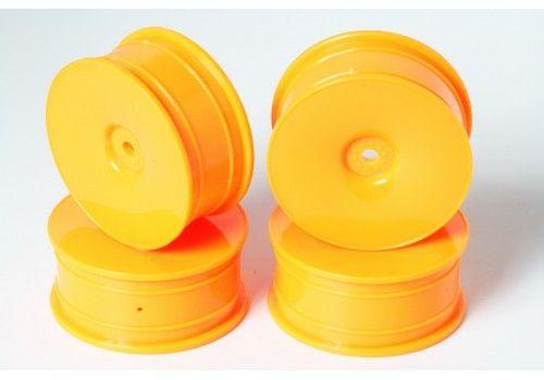Диски стоковые оранжевые
