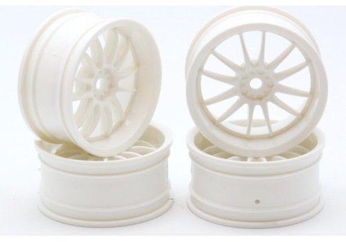 Диски - 12 лучей белый