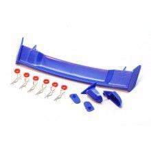 Спойлер синий для кузова, Боковые зеркала (Пластик)