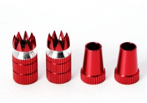 Антискользящие ручки для стиков 4 мм. (красный)