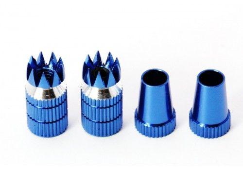 Антискользящие ручки для стиков 4 мм. (синий)