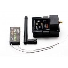 FrSky DJT 2.4Ghz комплект для JR с модулем телеметрии и приемник