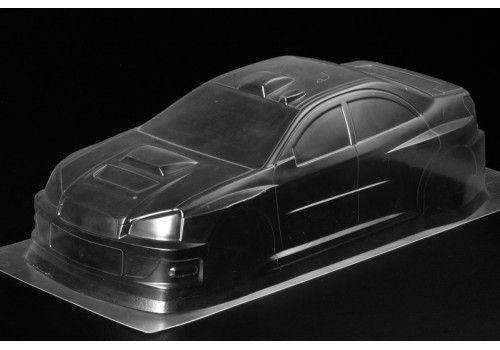 Subaru WRX STI (crocodile eyes 03-05)
