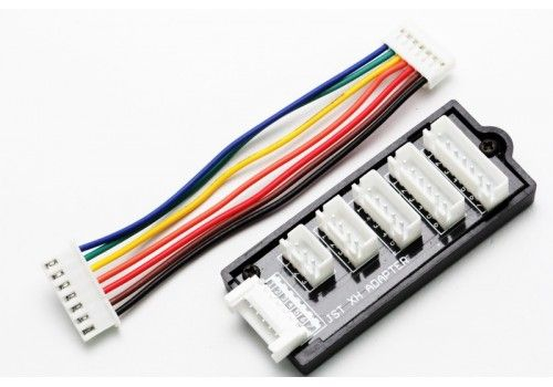 Балансировочная плата для 2S-6S батарей XH-JST