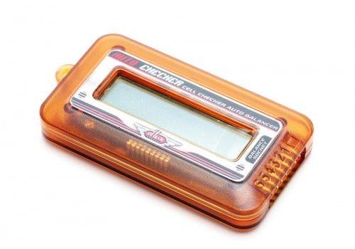 Turnigy dlux auto checker 2~6S LiPo (Балансир)