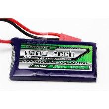 Turnigy nano-tech 350mah 1S 65~130C