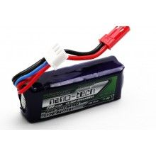 Turnigy nano-tech 300mah 2S1P 45~90C Lipo Pack