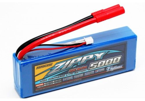 ZIPPY Flightmax 5000mAh 2S1P 20С