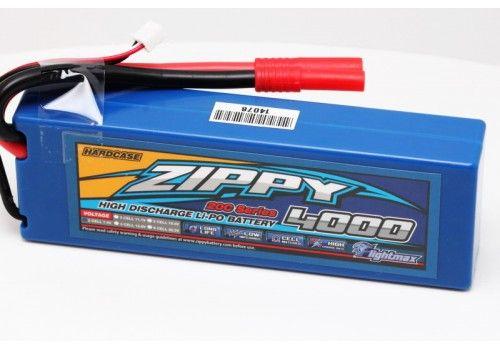 ZIPPY Flightmax 4000mAh 2S1P 20C