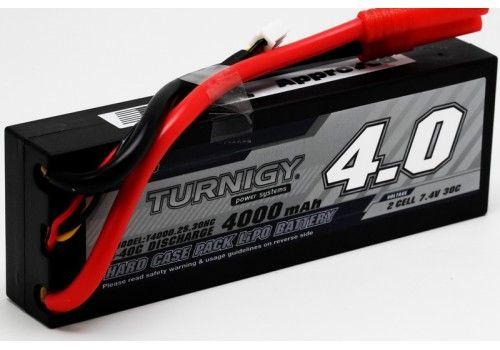 Turnigy 4000mAh 2S1P HC