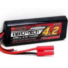Turnigy nano-tech 4200mah 2S2P 40~80C