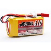 Rhino 610mAh 3S
