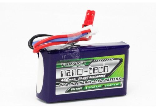 Turnigy nano-tech 460mah 3S 25~40C