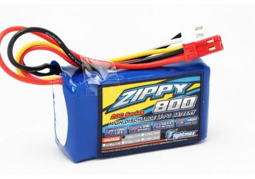 ZIPPY Flightmax 800mAh 3S1P 20C