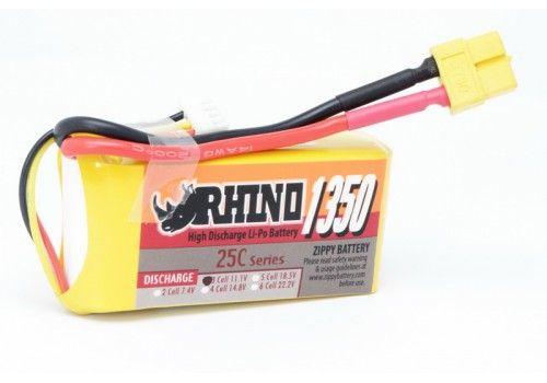 Rhino 1350mAh 3S 25C
