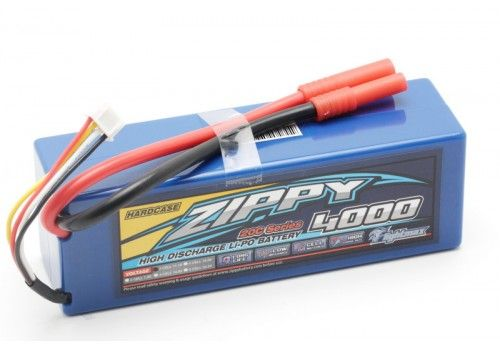 ZIPPY Flightmax 4000mAh 3S1P 20C
