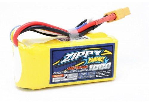 ZIPPY Compact 1000mAh 4S 25C