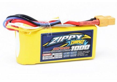 ZIPPY Compact 1000mAh 4S 35C