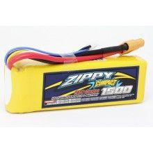 ZIPPY Compact 1500mAh 4S 25C