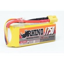 Rhino 1750mAh 4S 25C