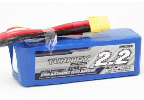 Turnigy 2200mAh 4S1P 20C