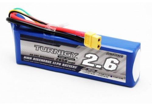 Turnigy 2650mAh 4S 20C