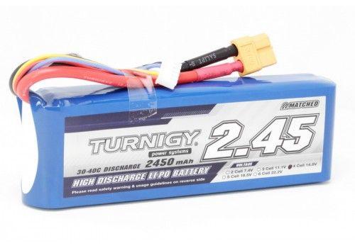 Turnigy 2450mAh 4S 30C