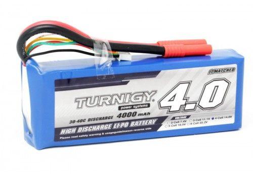 Turnigy 4000mAh 4S 30C